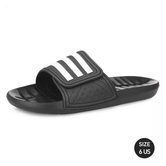 Adidas รองเท้าแตะผู้ชาย Adidas Kyaso Adapt Sandals AQ5600 (Black)