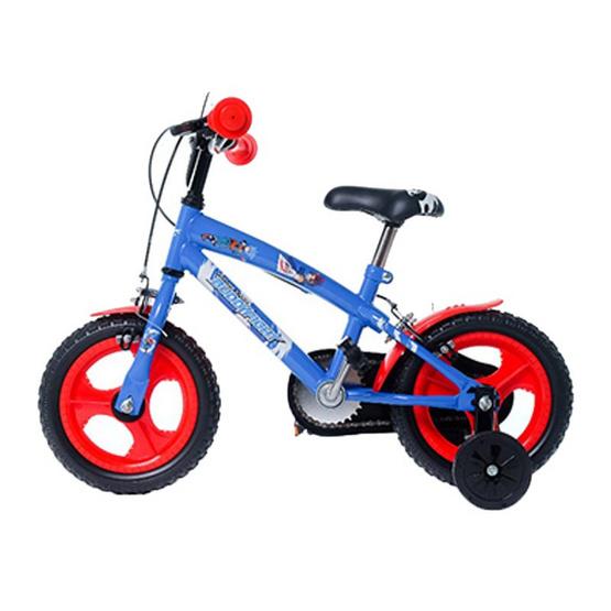 """LA Bicycle จักรยานเด็ก รุ่น บัดดี้ไฟท์  12"""""""