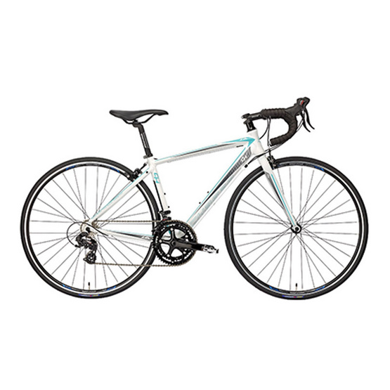 LA Bicycle จักรยานเสือหมอบ 700Cx430mm. รุ่น เชสเซอร์ 1.0  14 สปีด