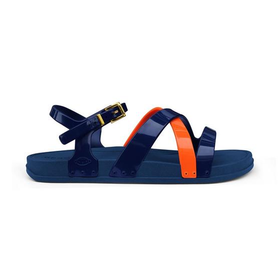Monobo รองเท้า Norah 2 สีกรม/สีส้ม