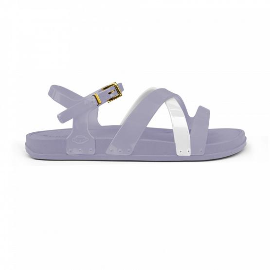 Monobo รองเท้า NORAH 2 สีเทาอมม่วง