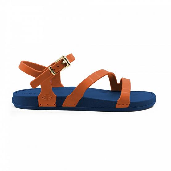 Monobo รองเท้า Norah 5 สีกรม/สีส้ม