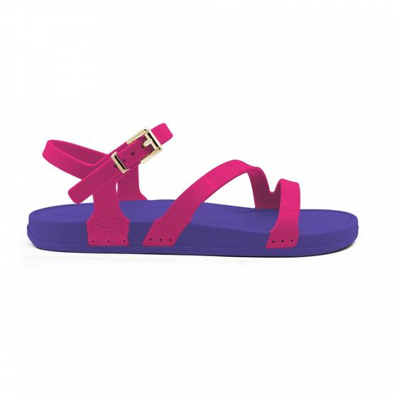 Monobo รองเท้า Norah 5 สีม่วง/สีบานเย็น