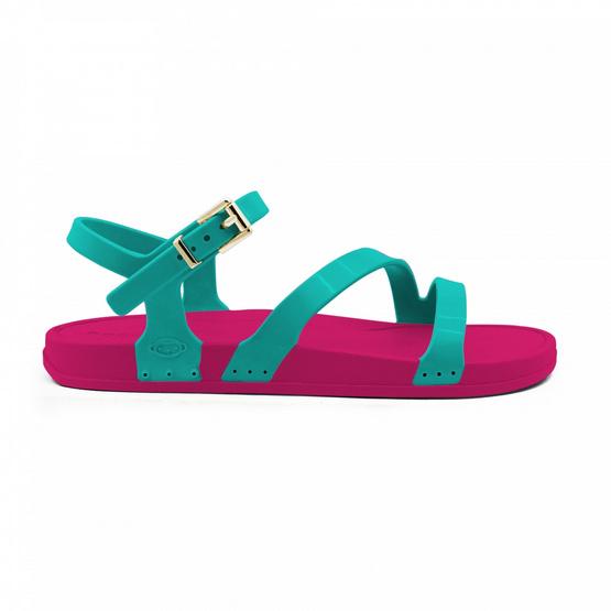 Monobo รองเท้า Norah 5 สีบานเย็น/สีทะเล