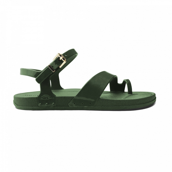 Monobo รองเท้า Norah 6 สีเขียวขี้ม้า/สีเขียวขี้ม้า