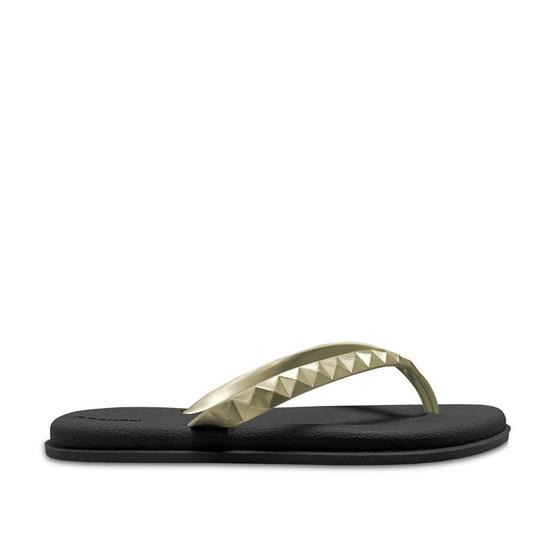 Monobo รองเท้า Jenny 4 สีดำ/ทอง