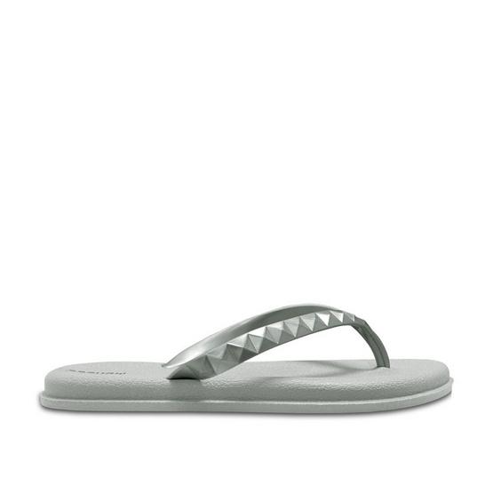 Monobo รองเท้า Jenny 4 สีเทา/เทาเมทาลิค