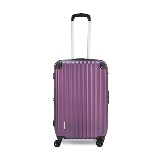 POLO TRAVEL CLUB กระเป๋าเดินทาง HKEXD 8009 ไซต์ 24 สีม่วง
