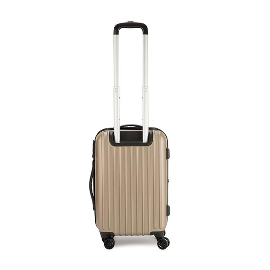 POLO TRAVEL CLUB กระเป๋าเดินทาง HKEXD 8009 ไซต์ 20 สีทอง