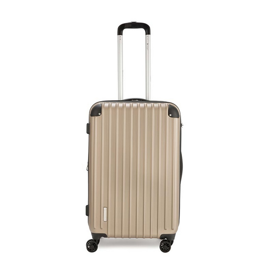 POLO TRAVEL CLUB กระเป๋าเดินทาง HKEXD 8009 ไซต์ 24 สีทอง
