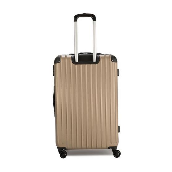 POLO TRAVEL CLUB กระเป๋าเดินทาง HKEXD 8009 ไซต์ 28 สีทอง