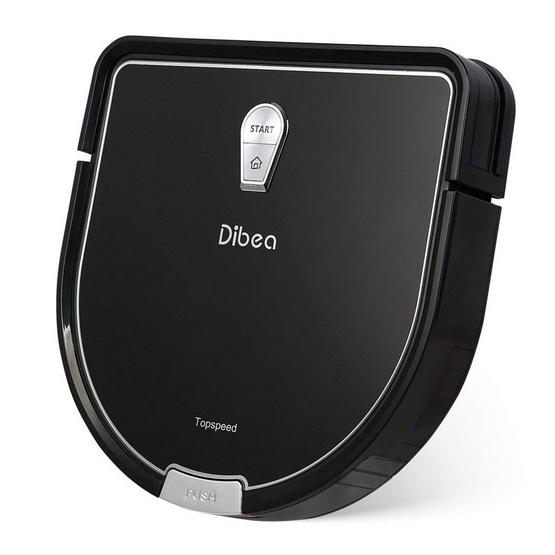 Dibea หุ่นยนต์ดูดฝุ่น D960