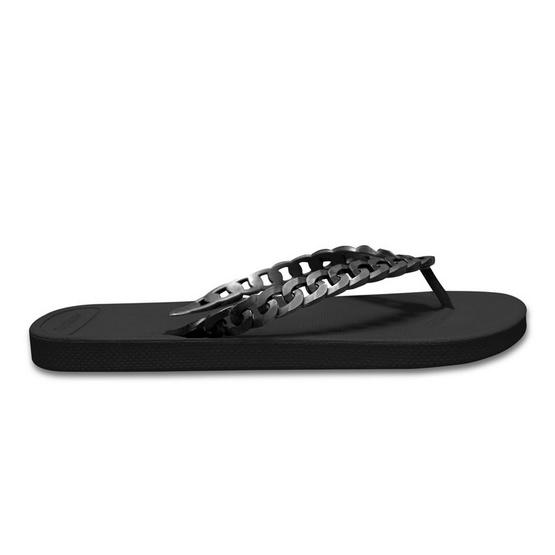 Monobo รองเท้า Jina 3 สีดำ/ดำเมทาลิค