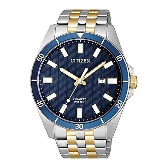 CITIZEN นาฬิกาข้อมือผู้ชาย สายสเตนเลส รุ่น BI5054-53L