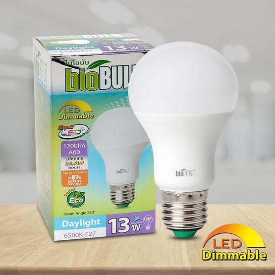 Bio Bulb หลอด LED หรี่ไฟ 13 วัตต์ แสงเดย์ไลท์