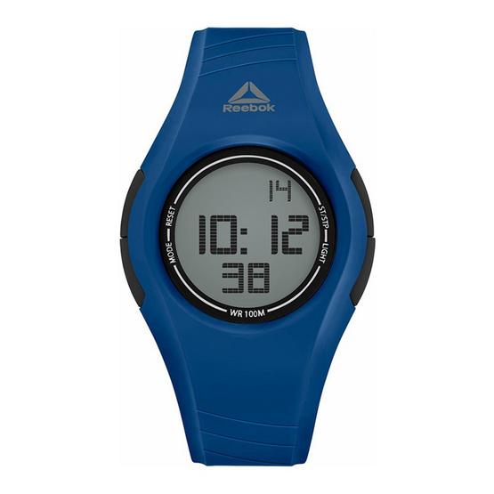 Reebok นาฬิกาข้อมือ รุ่น RD-SHA-G9-PNPN-SB