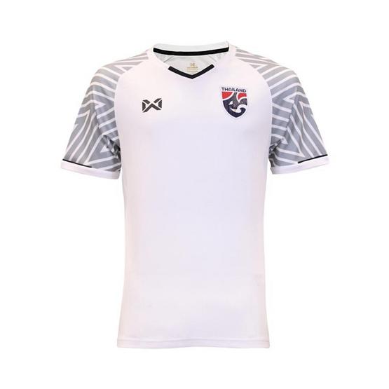 เสื้อเชียร์ฟุตบอลไทย ลิมิเต็ด สีขาว