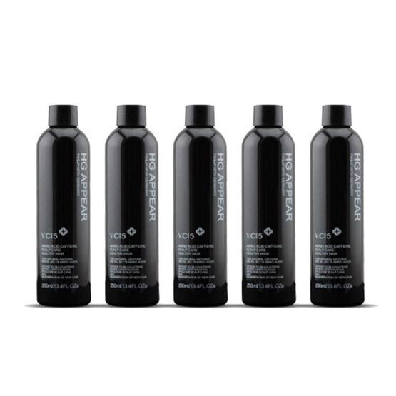 V.Ci5 Caffeine Gene Shampoo Set