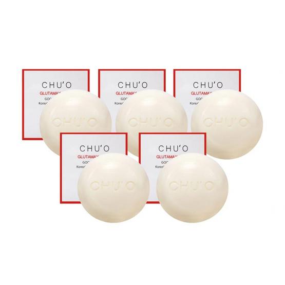CHU O Glutamax Soap 5 Pcs