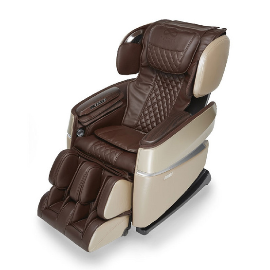 Rester เก้าอี้นวดไฟฟ้า Massage Chair Series1 รุ่น EC-802B สีน้ำตาล