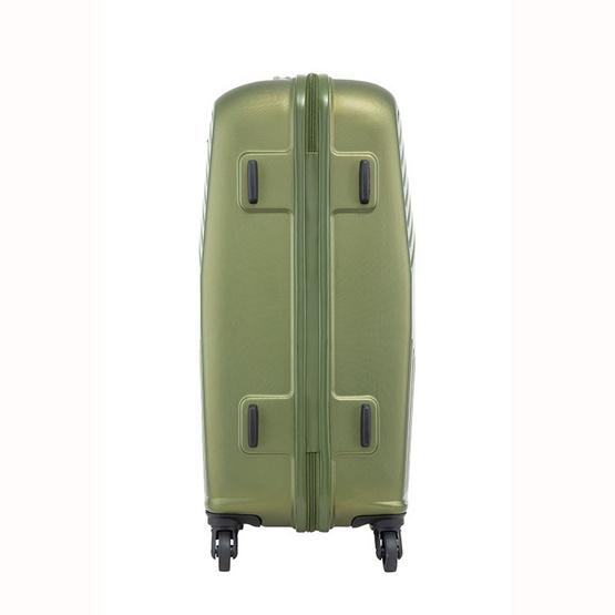 AMERICAN TOURISTER กระเป๋าเดินทาง  TRILLION  SPINNER 68/25 TSA  GREEN