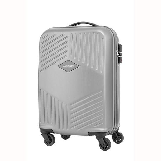 AMERICAN TOURISTER กระเป๋าเดินทาง  TRILLION  SPINNER 55/20 TSA  SILVER