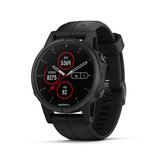 Garmin นาฬิกาอัจฉริยะ Fenix 5S Plus