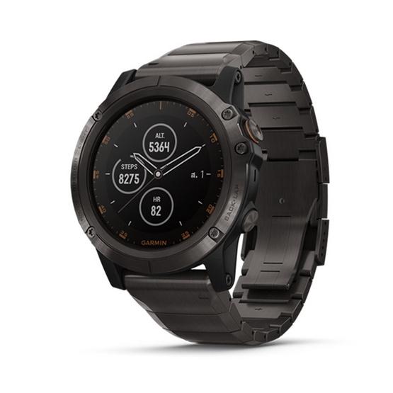 Garmin นาฬิกาอัจฉริยะ Fenix 5 Plus