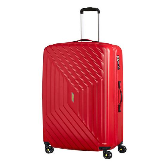 American Tourister กระเป๋าเดินทางรุ่น AIR FORCE+ SPINNER79/29 EXP TSA (29 นิ้ว) สี FLAME RED