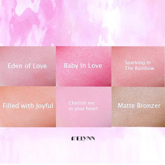 Melynn Baby In Love Blush On