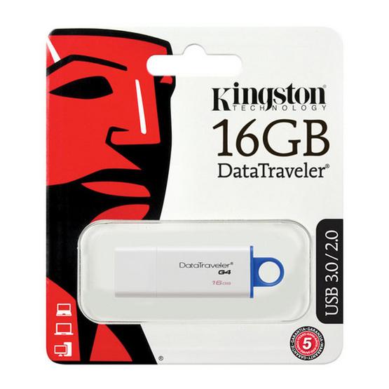 Kingston Flash Drive DataTraveler G4 16 GB