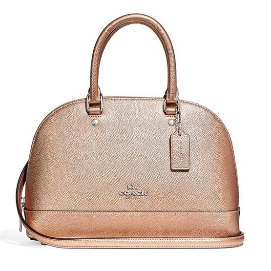 กระเป๋า COACH F29170 MINI SIERRA SATCHEL (SVB7M) [MCF29170SVB7M]