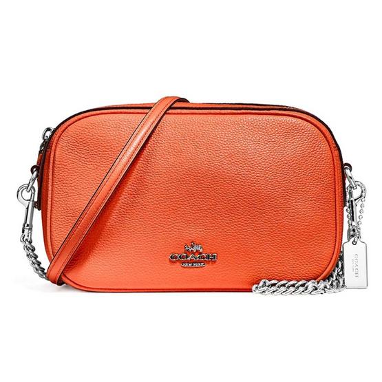 กระเป๋า COACH F25922 ISLA CHAIN CROSSBODY (SVN2C) [MCF25922SVN2C]