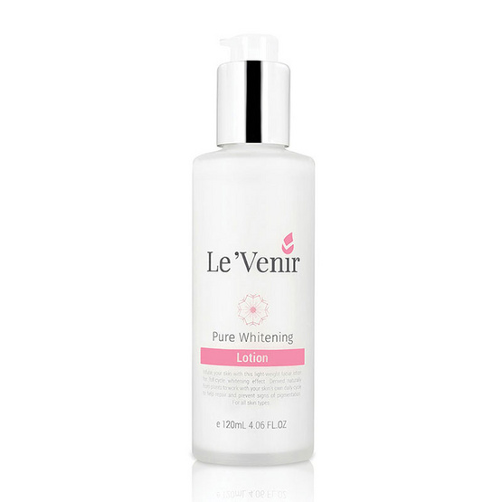 Le'Venir Pure Whitening Lotion (120 ml)