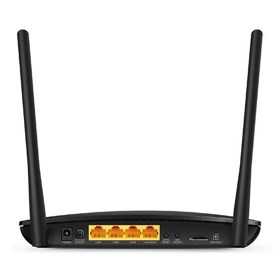 TP-LINK TL-MR6400 4G LTE Router 300Mbps