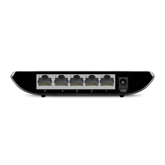 TP-LINK TL-SG1005D Switch 5-port Desktop