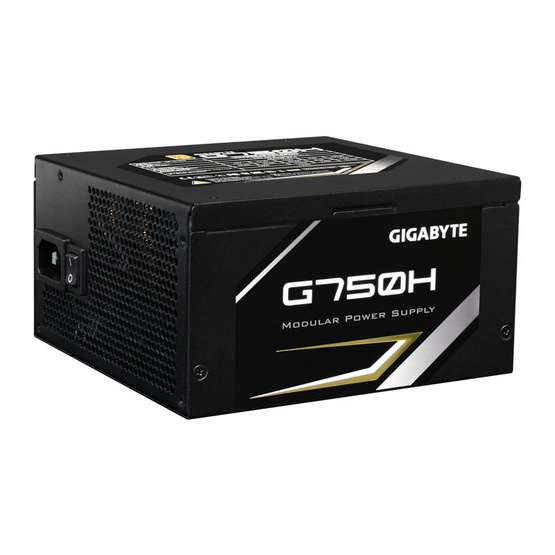 Gigabyte Power Supply GP-G750H 1.0