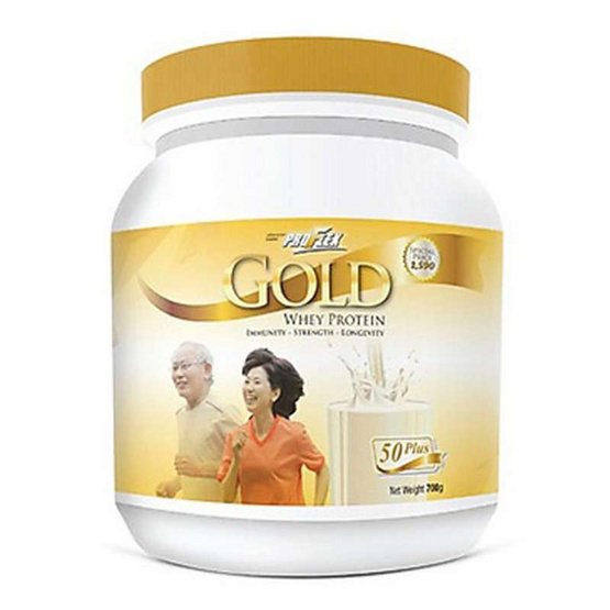 ProFlex Gold โปรตีนสำหรับผู้สูงอายุ ขนาด 700 กรัม