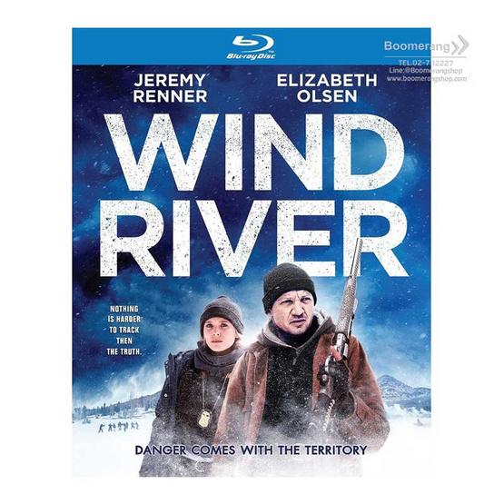 Blu-ray Wind River ล่าเดือด เลือดเย็น