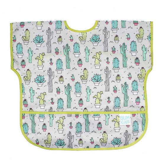 Bumkins ผ้ากันเปื้อนกันน้ำ รุ่น Junior Bib สำหรับอายุ 1-3 ปี