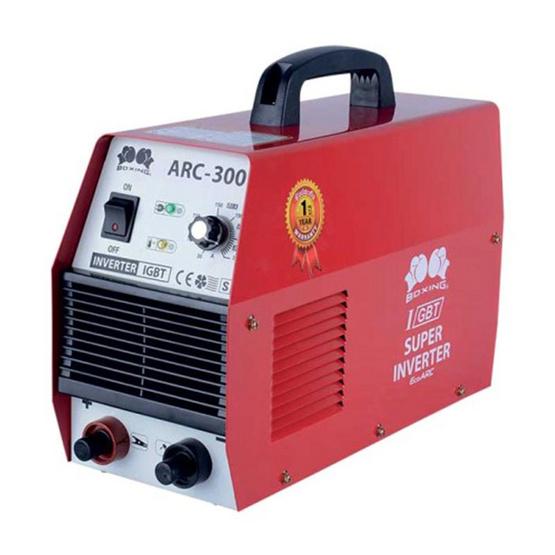 BOXING เครื่องเชื่อม STICK รุ่น ARC-300