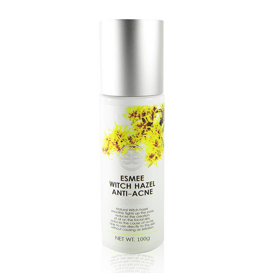 Esmee whithazel anti acne toner