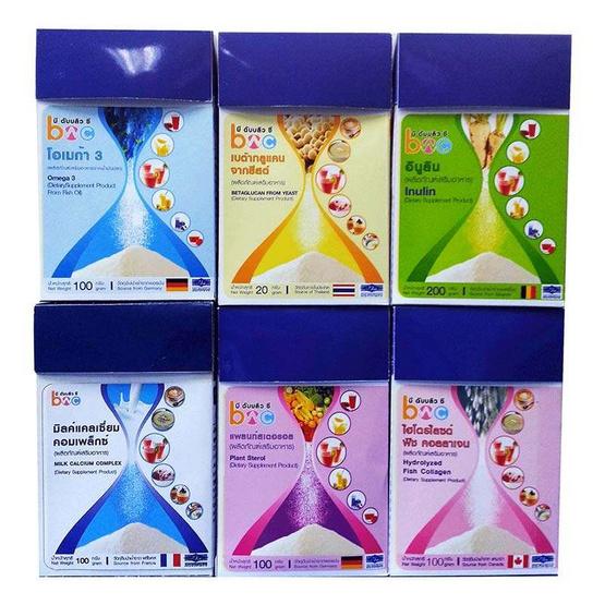 bwc Omega 3 ผลิตภัณฑ์เสริมอาหารบีดับบลิวซี โอเมก้า3 ชนิดผง บรรจุ 100 กรัม/กระปุก