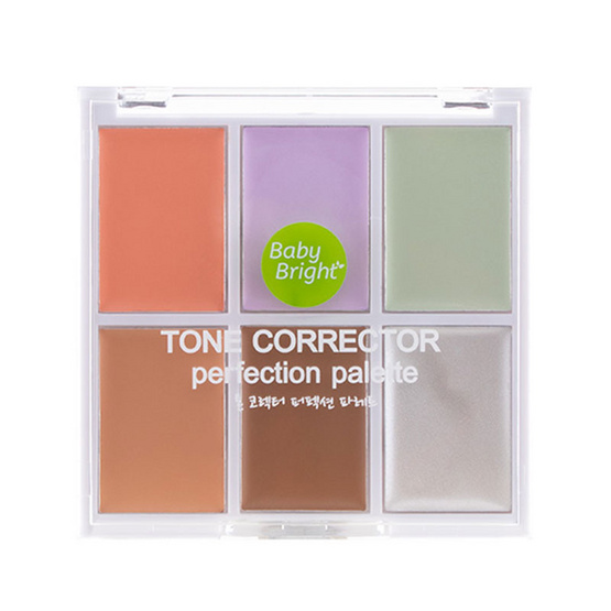 Baby Bright Tone Corrector Perfection Palette 12 g