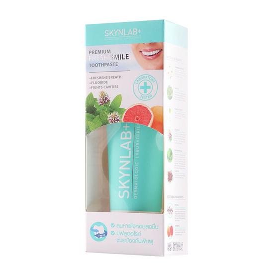 Skynlab Premium Fresh Smile Toothpaste 50 g