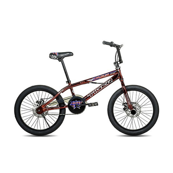 TIGER จักรยาน BMX รุ่น Ripper 20 นิ้ว
