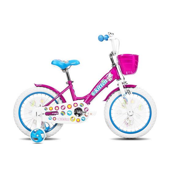 TIGER จักยานเด็ก รุ่น HELLO KITTEN 16 นิ้ว