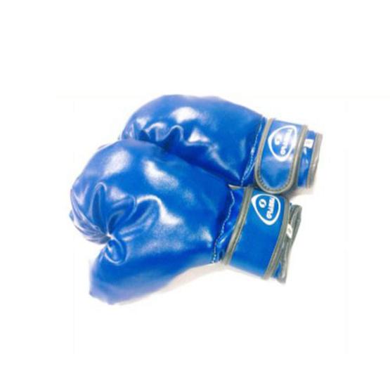 Gramma นวมนุ่นสำหรับต่อยมวย สีน้ำเงิน