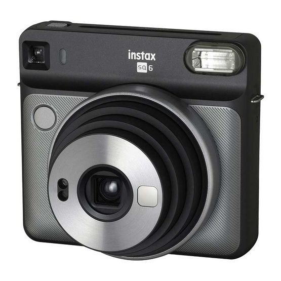 Fujifilm กล้อง Instax Square รุ่น SQ6