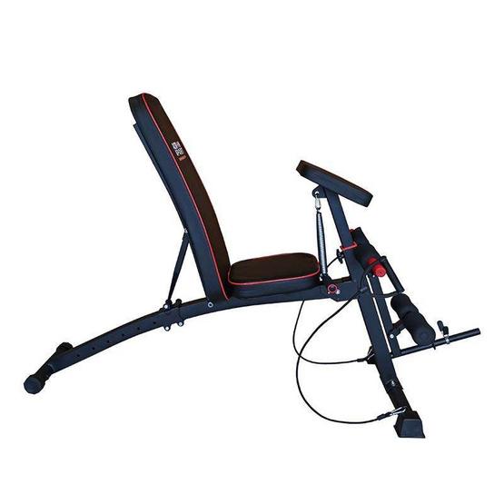 ALTROM SPORT ม้านั่งบริหารร่างกายเอนกประสงค์ รุ่น AL-021D สีดำ